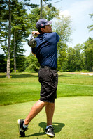 NE Patriots Tedy Bruschi - Spaulding Hospital Golf Tournament