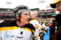 Boston Bruins Legends Classic at Fenway Park